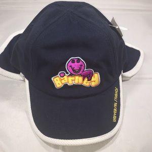 Other - Universal Studios Barney Purple Dino Hat